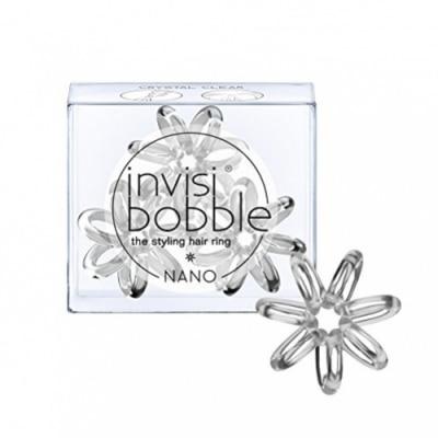 Invisibobble Invisibobble Nano Goma Crystal Clear