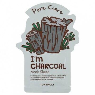 Tonymoly Tony Moly Mascarilla I Am Real Charcoal