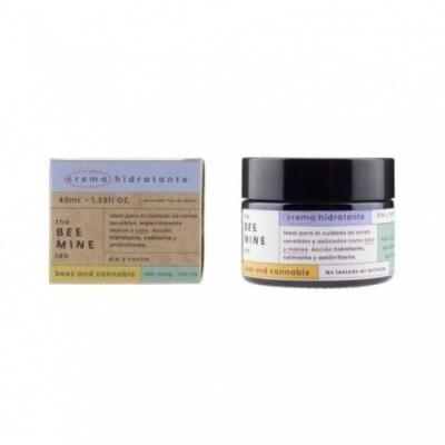 The Beemine Lab Crema Facial Miel y CBD