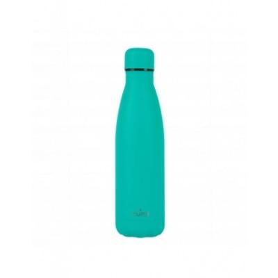 Puro Puro Icon Botella de Acero Inoxidable Agua Marina