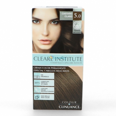 Clearé Institute Cleare Institute Colour Clinuance 5.0 Castaño Claro