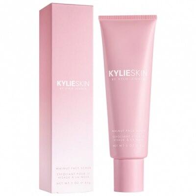 Kylie Skin Walnut Face Scrub Exfoliante Facial Suave