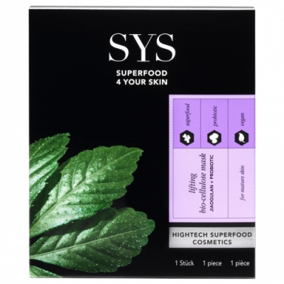 Sys Face Care Lifting Mask - Mascarilla Reafirmante 1 Un