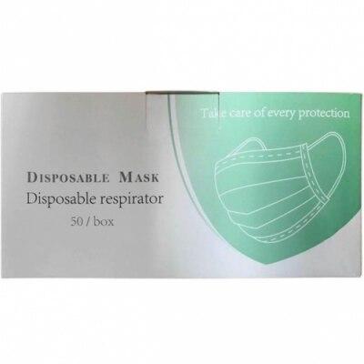 Mascarilla Uso Personal Mascarillas Higienicas Desechables Uso Personal K90 Pack 50 Unidades