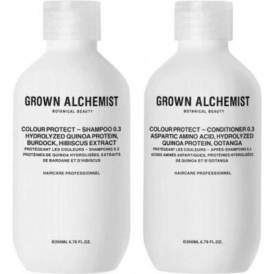 Grown Alchemist Estuche Grown Alchemist Colour Protect 0.3 Haircare - Estuche Protección Color