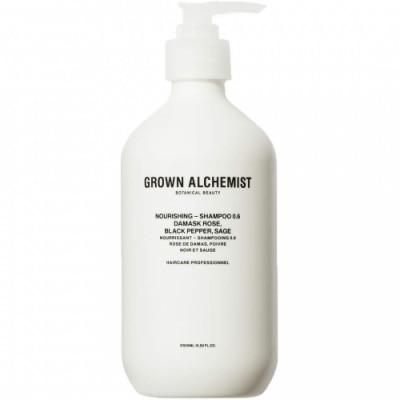 Grown Alchemist Grown Alchemist Nourishing Shampoo 0.6 - Champú Nutritivo
