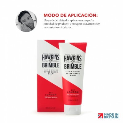 Hawkins & Brimble Hawkins & Brimble Post Shave Balm
