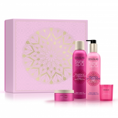 Douglas Home Spa New Douglas Home Spa Luxury Comforting Mystery of Hammam Set