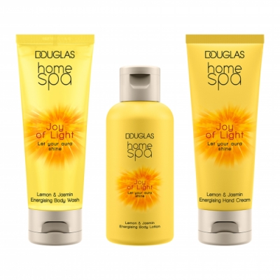 Douglas Home Spa New Douglas Home Spa Refreshing Mini Spa - Joy of Light Set