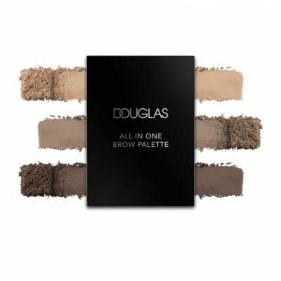 Douglas Make Up New Douglas Make up All In One Brow Palette