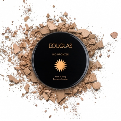 Douglas Make Up New Douglas Make up Big Bronzer Face and Body Powder