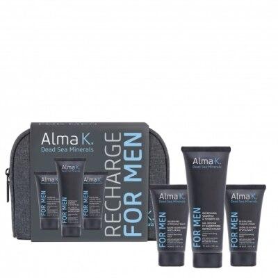 Alma K Recharge Men Travel Kit