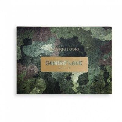 Magic Studio Magic Studio Camouflage Face Book - Estuche Maquillaje