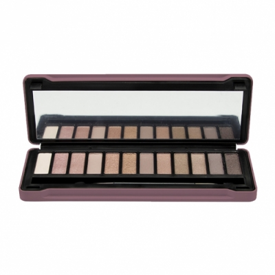 Magic Studio Magic Studio Essential Eyeshadow Collection Natural - Paleta 12 colores