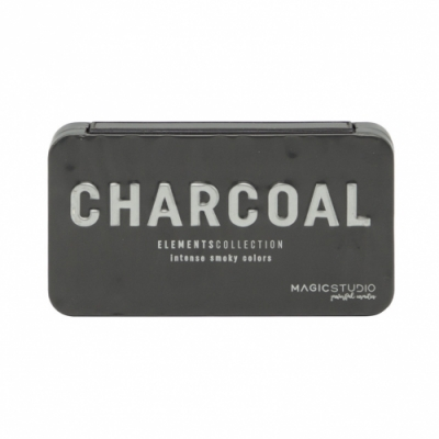 Magic Studio Magic Studio Mini Palette Charcoal