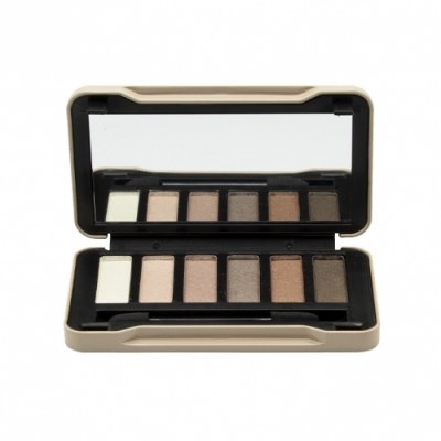 Magic Studio Magic Studio Mini Palette Nudes - Mini Paleta de Sombras