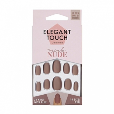 Elegant Touch Elegant Touch Nude Collection Mink Oval Mate