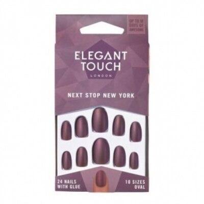 Elegant Touch Elegant Touch Polish Next Stop New York Oval