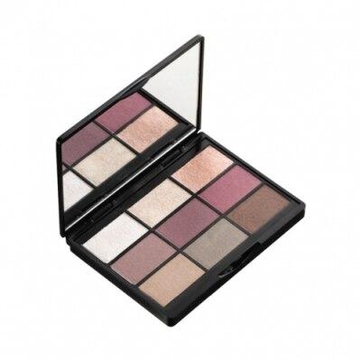 Gosh Copenhagen Gosh Copenhagen Eyeshadow Palette 9 Shades Sombras