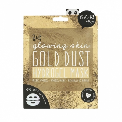 OH K! Oh K Gold Dust Hydrogel Mask