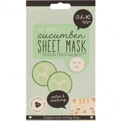 OH K! Oh K Sheet Mask Cucumber
