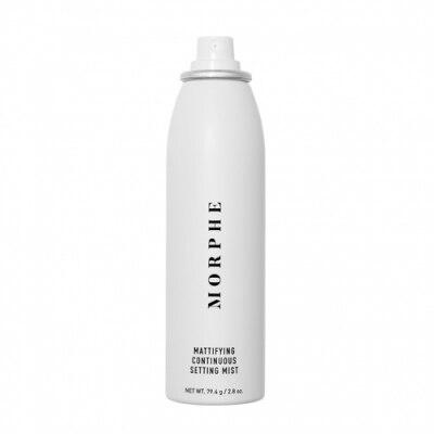 Morphe Morphe Fijador de Maquillaje en Spray Matificante