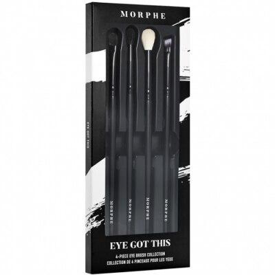 Morphe Morphe Set de 4 Brochas Eye Got This