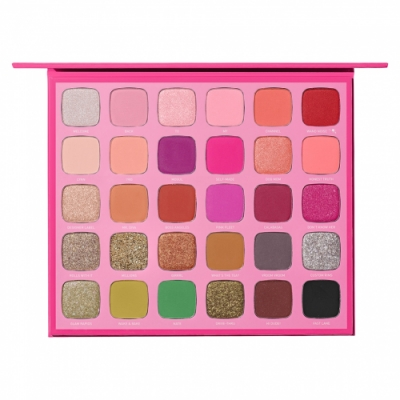 Morphe Morphe X Jeffree Star - La paleta para artistas de Jeffree Star