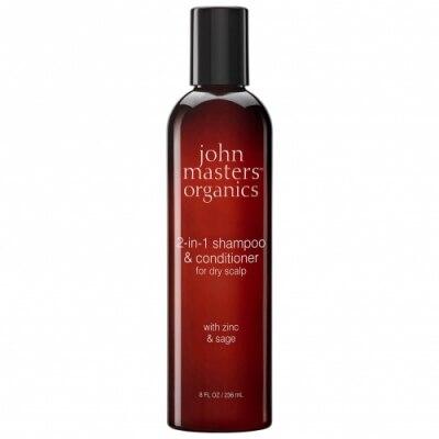 John Masters Organics John Masters Organics Champú de Zinc y Salvia para Cuero Cabelludo