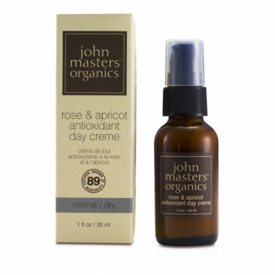 John Masters Organics John Masters Organics Crema de Día Antioxidante de Rosa y Albaricoque
