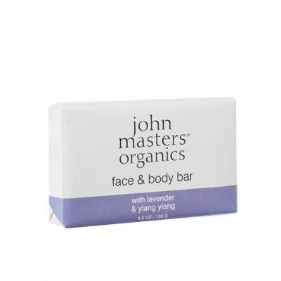 John Masters Organics John Masters Organics Jabón Rostro y Cuerpo Lavanda