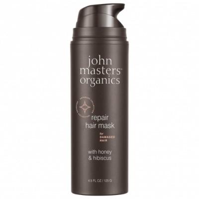 John Masters Organics John Masters Organics Mascarilla Capilar Reconstructora de Miel e Hibisco