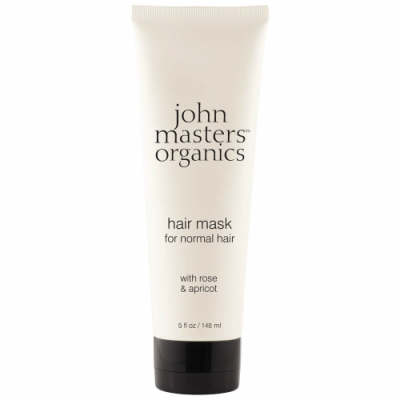 John Masters Organics John Masters Organics Mascarilla Capilar Hidratante de Rosas y Albaricoque