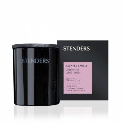 Stenders STENDERS Vela Aromática de Frambuesa y Vainilla Negra