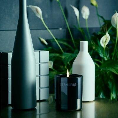 Stenders STENDERS Vela Aromática de Lirio y Orquídea Negra