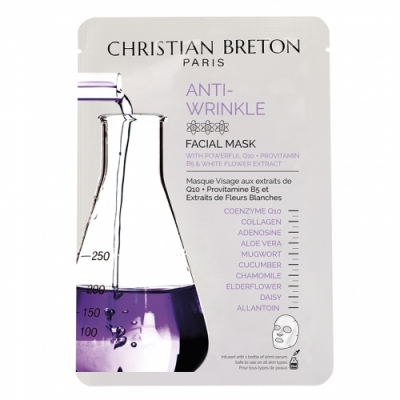 Christian Breton Christian Breton 3 Face Patch Anti Wrinkle