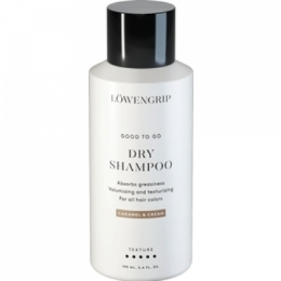 Lowengrip Lowengrip Good to Go Caramel and Cream Dry Shampoo