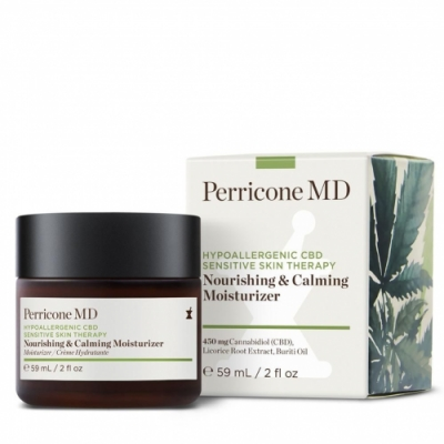 Perricone Perricone CBD Hypo Skin Calming Moisturizer