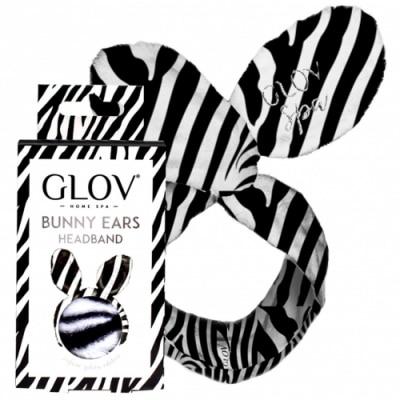 Glov Glov Bunny Ears Safari Zebra