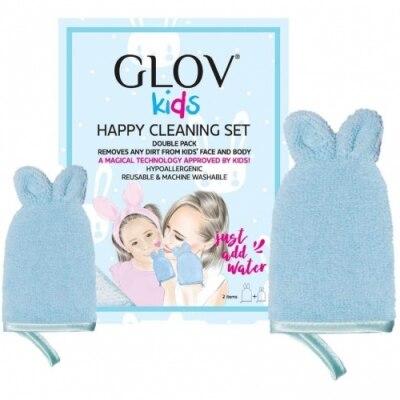 Glov Glov Kids Happy Cleaning Set Duo Azul