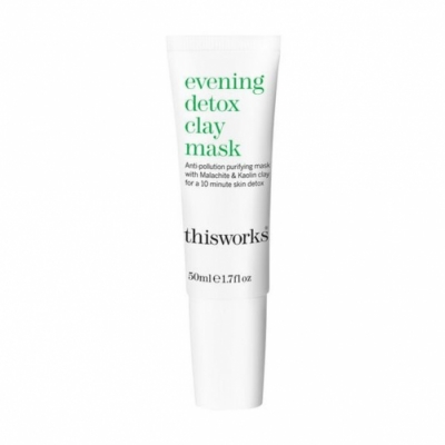 This Works This Works Evening Detox Clay Mask  50 Ml