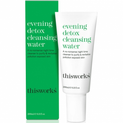 This Works This Works Evening Detox Cleansing Water