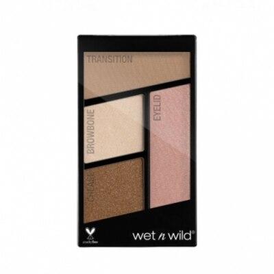 Wet N Wild Wet N Wild Color Icon Eyeshadow Quads