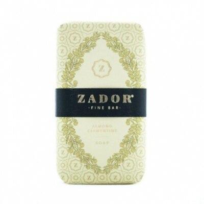 Zador Zador Soap Almond Clementine