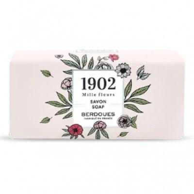 Berdoues Berdoues 1902 Mille Fleurs Jabón en Pastilla