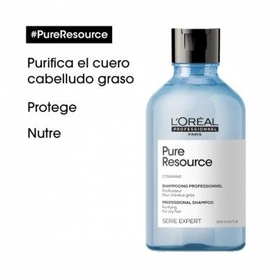 L'Oréal Professionnel Champú Pure Resource Scalp