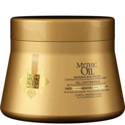 L'Oréal Professionnel Mascarilla Mythic Oil Cabello Fino