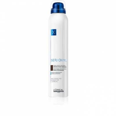 L'Oréal Professionnel Spray Light Brown Serioxyl