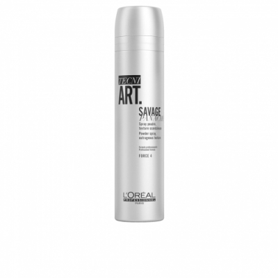 L'Oréal Professionnel Spray Savage Panache Pure Tna