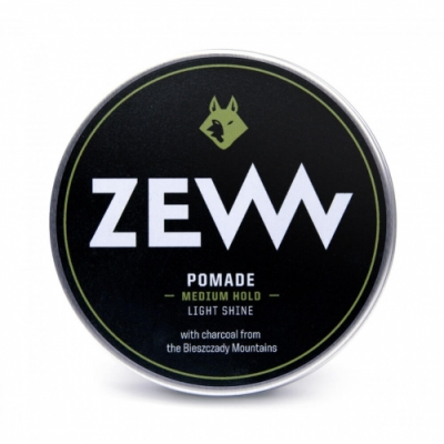 Zew for Men Zew for Men Charcoal Pomade